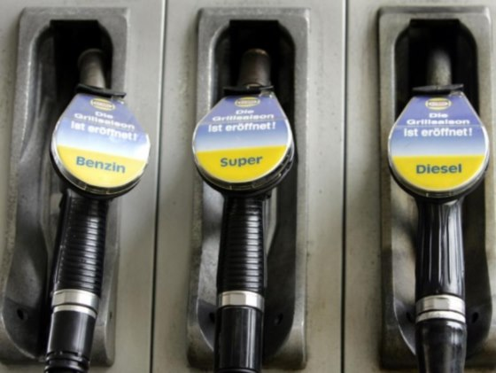 Der Wert des Benzins 92 für 1 Liter spb