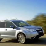 Subaru Forester 2.0XT Platinum
