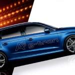 Der Audi A3 G-Tron