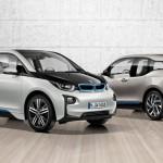 Der BMW i3 mit Elektroantrieb