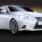 Der neue Lexus IS 300h
