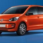 Der VW e-up! mit Elektroantrieb