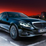 Mercedes E220 BlueTEC Blue Efficiency