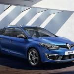 Renault Megane – Fließend französisch