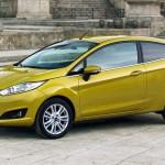 Ford Fiesta Titanium 1.6 l TDCi