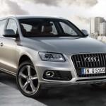 Der Audi SQ5 TDI