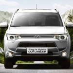 Der Mitsubishi Outlander Plug-in-Hybrid