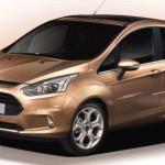 Der neu Ford B-Max