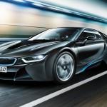 Der neue BMW i8