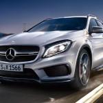 Mercedes-Benz GLA 220 CDI 4MATIK