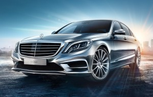 Mercedes-Benz S 500 Plugin Hybrid