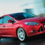 Neuer Ford Focus kurz vorm Start