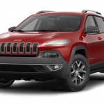 Jeep Cherokee 3.2 V6 4×4 Trailhawk