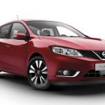 Nissan Pulsar in der Kompaktklasse