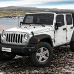 Der Jeep Wrangler Unlimited