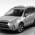 Subaru Forester, Boxer-Diesel Automatik