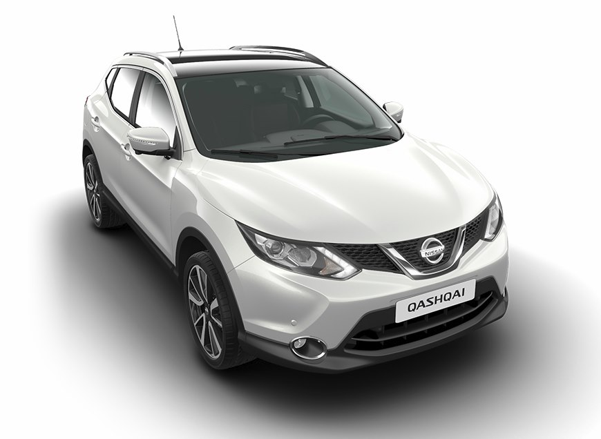 der nissan qashqai im test autoladen24 das online automagazin. Black Bedroom Furniture Sets. Home Design Ideas