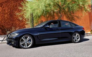 BMW 420d Grand Coupe xDrive