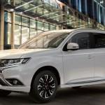 Der neue Mitsubishi Outlander Hybrid