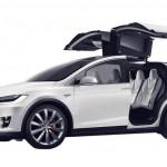 Das Model X von Tesla