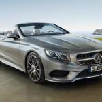 Das neue Mercedes S-Klasse Cabriolet