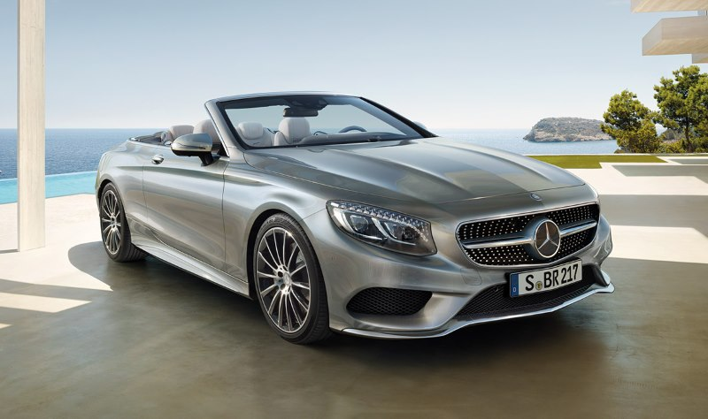 das neue mercedes s klasse cabriolet autoladen24 das online automagazin. Black Bedroom Furniture Sets. Home Design Ideas