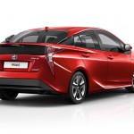 Der neue Toyota Prius mit Hybridantrieb