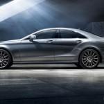 Der Mercedes CLS 2.5 CDi 4Matic