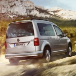 Der VW Caddy Alltrack