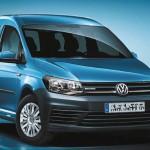 Der VW Caddy BlueMotion