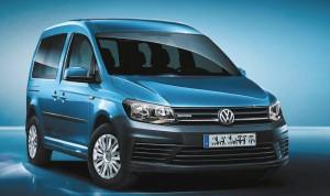 VW Caddy BlueMotion