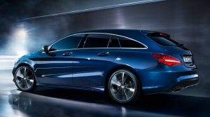 Mercedes CLA 180 Shooting Brake