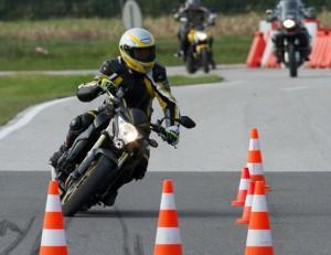 Motorradsicherheit