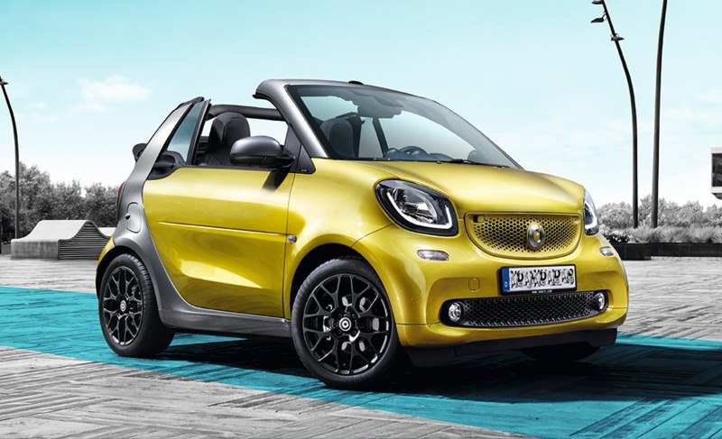 das neue smart fortwo cabrio autoladen24 das online. Black Bedroom Furniture Sets. Home Design Ideas