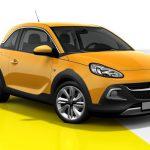 Der Opel Adam Rocks 1.0 Ecotec