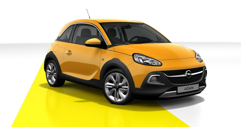 der opel adam rocks 1 0 ecotec autoladen24 das online automagazin. Black Bedroom Furniture Sets. Home Design Ideas