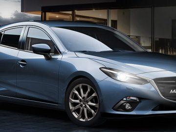 Mazda3 Nakama