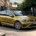 Siebte Generation des VW Golf