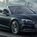 Der Audi A5 Cabrio