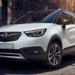Der Opel Crossland X