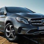 Der Mercedes Benz GLA